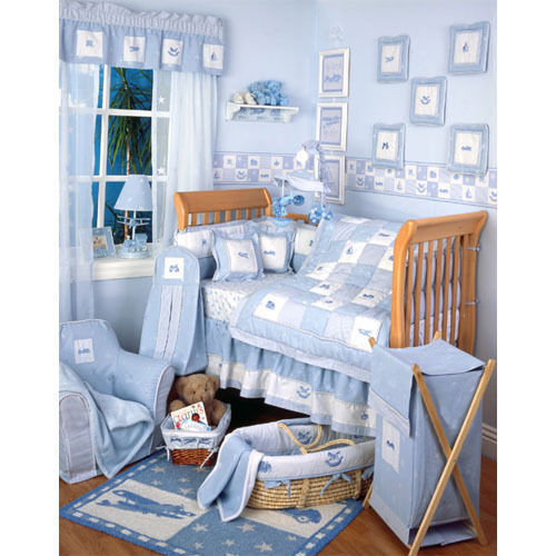How to Buy Nursery Bedding Sets on eBay