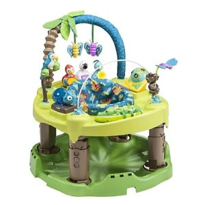 Evenflo Triple Fun Amazon Baby Exersaucer Saucer