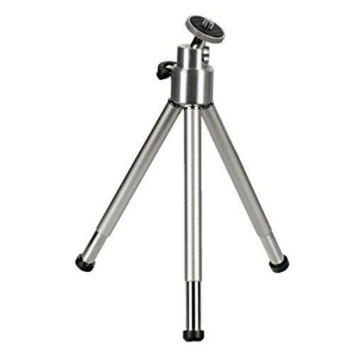 Cavalletto Treppiedi Fotocamera Videocamera In Alluminio 20 Cm Mini Tripod hsb