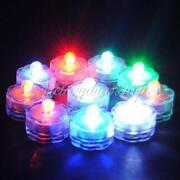 Light LED Battery Color