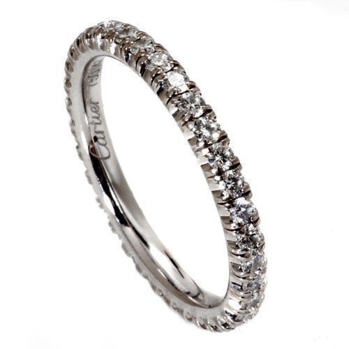 Cartier Infinity Bracelet