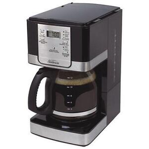 Sunbeam 12-Cup Coffee Maker (BVSBJWX27-033) - Black