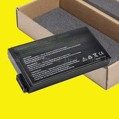 8 Cell Laptop Battery For Hp Compaq Presario 2100 2200 25...