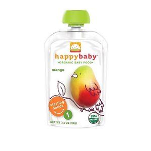 Organic baby food level 3