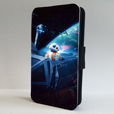 Bb-8 Star Wars Space Droid FLIP PHONE CASE COVER for IPHONE SAMSUNG