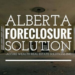 WE HELP YOU STOP FORECLOSURE IN ALBERTA