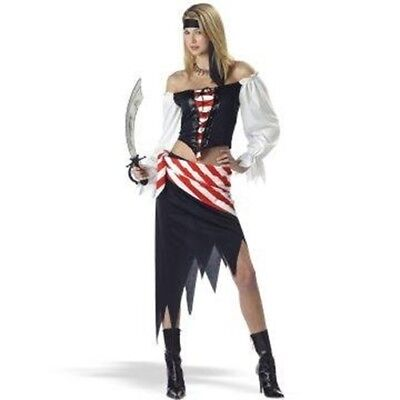 Ruby the Pirate Beauty Costume - Teen Costume](Teen Pirate Costumes)