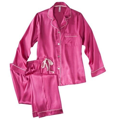Save 25% off Gilligan & O'Malley Women's Satin Pajama Set at Ebay.com.au