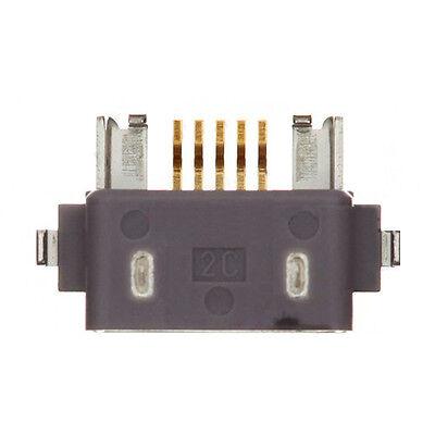CONNETTORE DOCK RICARICA Micro USB PORTA DATI x SONY Ericsson XPERIA U...