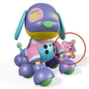 ISO Teddy Bear Accessory for Zoomer Zuppy Toy
