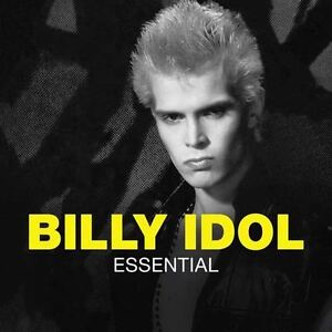 BILLY-IDOL-NEW-SEALED-CD-ESSENTIAL-GREATEST-HITS-THE-VERY-BEST-OF