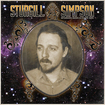 Sturgill Simpson   Simpson  Sturgill   Metamodern Sounds In Country Music  New C