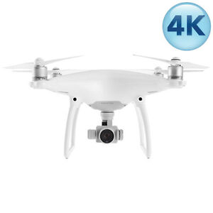 DJI Phantom 4 Quadcopter Drone with Camera & Controller