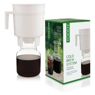 Toddy® Cold Brew System - Non-electric Coffee Maker - Smooth & Rich - Super Easy