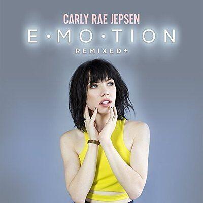 Emotion Remixed   Carly Rae Jepsen Cd