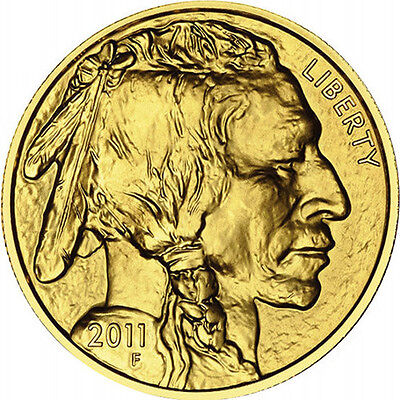 1 oz American Gold Buffalo (Varied Year)