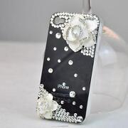 iPhone 4 Case 3D Flower