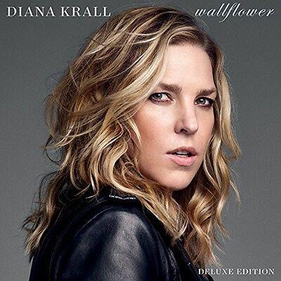 Diana Krall   Wallflower  Deluxe  New Cd  Deluxe Edition  Uk   Import