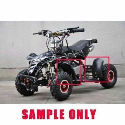 4 x MUD GUARDS FOR MINI KID ATV QUAD BIKE WHEELS QUADARD 49CC 47cc 43CC ATV