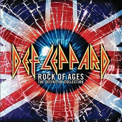 Def Leppard   Rock Of Ages  The Definitive Collection  New Cd