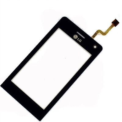 Top Front LCD Touch screen Digitizer Panel For LG KU990 Viewty Black UK  Ku990 Lcd