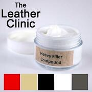 Leather Filler