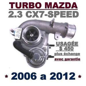 Turbo Mazda CX7 speed 2.3L 2007 TOP COND 514-247-5757