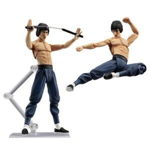 Max Factory Figma Bruce Lee Action Figure available in store!