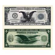 Billion Dollar Bill