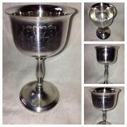 Silver Jubilee Goblet