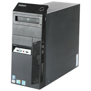 Lenovo ThinkCentre Intel Core i5 3.2Ghz Quad Tower