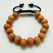 Hip Hop Wood Bracelet