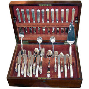 BIRKS Sterling Silver and Silverplate Dishes and Flatware Wanted