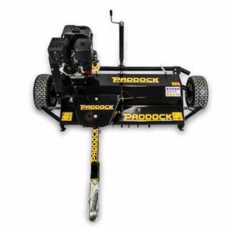 Paddock Tow Behind Slasher Flail Mower