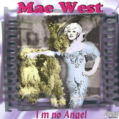 Mae West   Im No Angel  New Cd