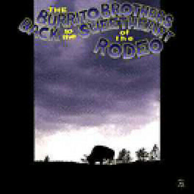BURRITO BROTHERS double cd BACK TO THE SWEETHEARTS OF THE RODEO 1996 uk