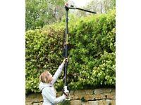 Eckman Long Reach Telescopic Hedge Trimmer