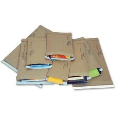 Jiffy Mailer Padded Mailers - Multipurpose - 2 8.50 X 12 - Flap Sel63394