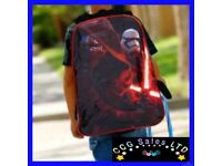Official Disney Star Wars Character Ex-Large School Backpack