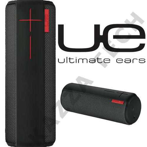 Logitech UE Ultimate Ears Boom Black Wireless 360 Surround Bluetooth Speaker