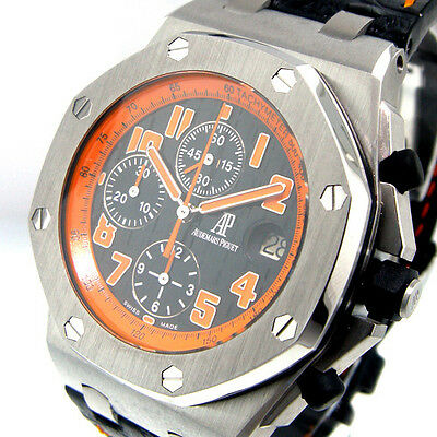 UNWORN AUDEMARS PIGUET ROYAL OAK OFFSHORE VOLCANO 26170ST.OO​.D101CR.01