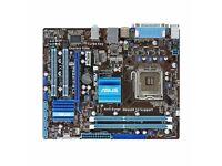 ASUS P5G41T-MLX DDR3 LGA 775