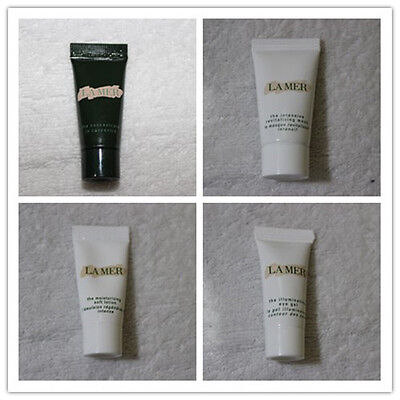 La Mer The Intensive Revitalizing Mask Eye Gel Lotion Concentrate Travel Size