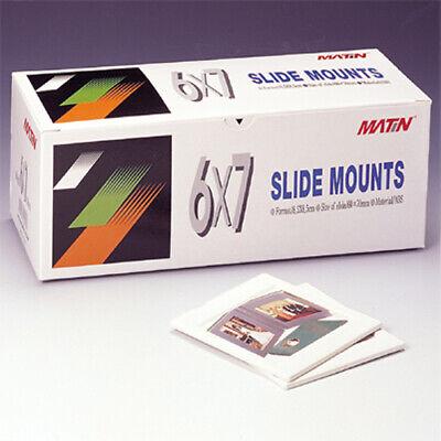 Matin 50 Pcs Gleithalterungen 6X7 Halterungen Tablett Rahmen für Karussells