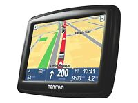 Tomtom xl very good with charger and holder