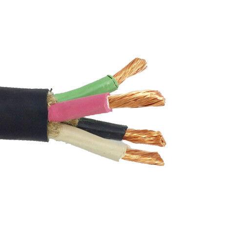 Per Foot 4/4 Soow So Portable Power Cord Outdoor Durable Flexible Wire 600v Usa