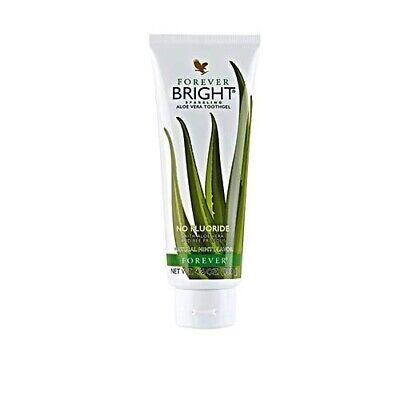 Forever Bright Tootghel Dentifricio Gel Aloe Vera e Propoli senza fluoro 130 gr