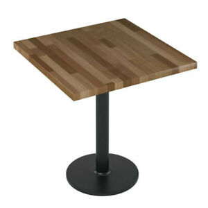 RESTAURANT TABLE TOPS AND BASES