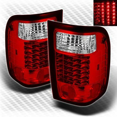 Truck Fender Flares >> Ford Ranger LED Tail Lights | eBay