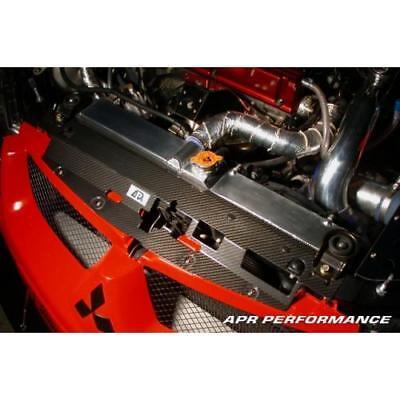 APR Performance Carbon Fiber Radiator Top Cooling Plate Lancer Evolution 8 / 9